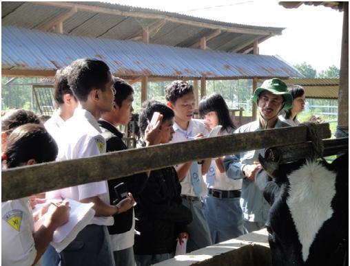 Pembelajaran outdoor di luar sekolah