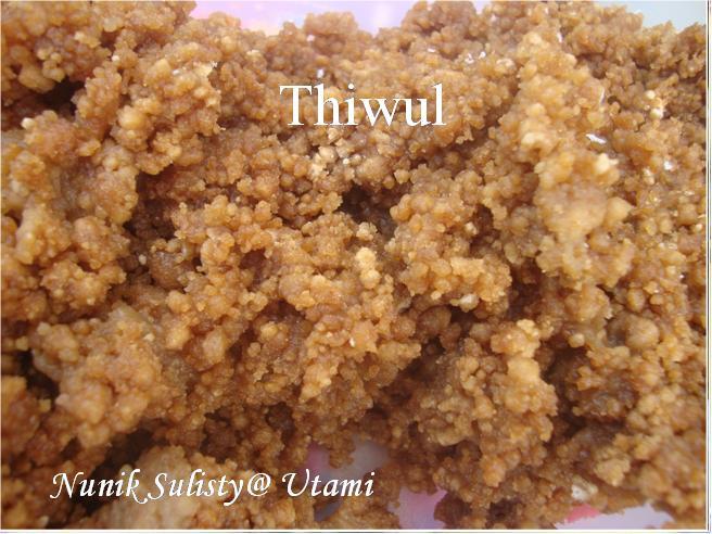 Thiwul